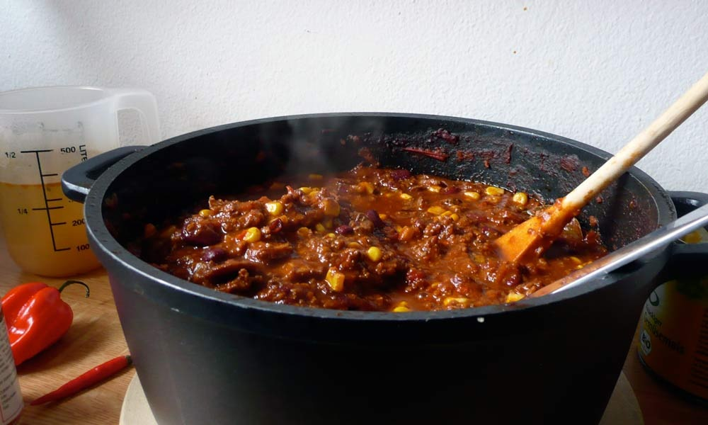 Thinkthrice Bestes Chili Con Carne Der Welt